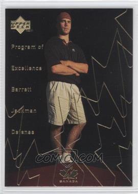 1998-99 Upper Deck Gold Reserve #394 - Barrett Jackman