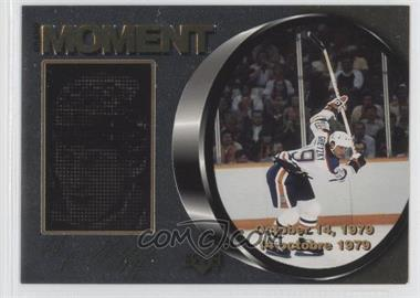 1998-99 Upper Deck Ice McDonald's [???] #M1 - Wayne Gretzky