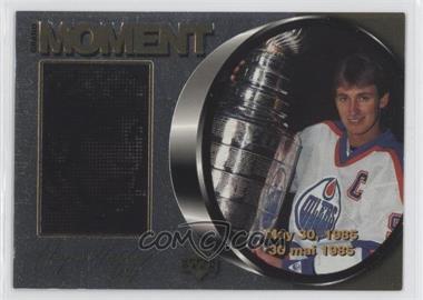 1998-99 Upper Deck Ice McDonald's [???] #M4 - Wayne Gretzky