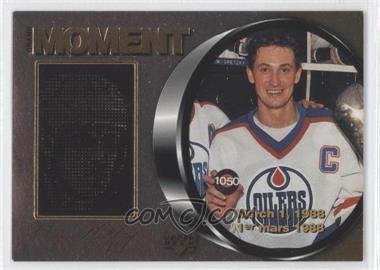 1998-99 Upper Deck Ice McDonald's [???] #M6 - Wayne Gretzky
