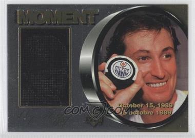 1998-99 Upper Deck Ice McDonald's [???] #M7 - Wayne Gretzky