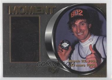 1998-99 Upper Deck Ice McDonald's [???] #M8 - Wayne Gretzky