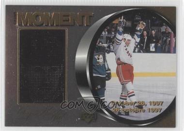 1998-99 Upper Deck Ice McDonald's [???] #M9 - Wayne Gretzky
