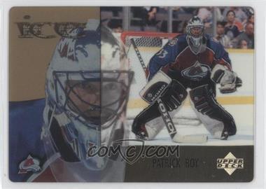 1998-99 Upper Deck Ice McDonald's [???] #MCD15 - Patrick Roy