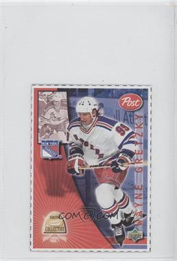 1998-99 Upper Deck Kraft Collection Post Cereal Wayne Gretzky #G5 - Wayne Gretzky