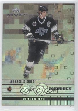 1998-99 Upper Deck MVP Dynamics #D08 - Wayne Gretzky