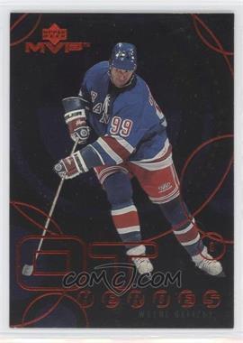 1998-99 Upper Deck MVP OT Heroes #OT5 - Wayne Gretzky
