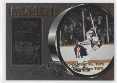 1998-99 Upper Deck McDonald's - Wayne Gretzky Grand Moments #M1 - Wayne Gretzky