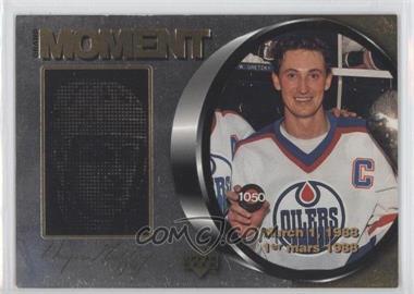 1998-99 Upper Deck McDonald's - Wayne Gretzky Grand Moments #M6 - Wayne Gretzky