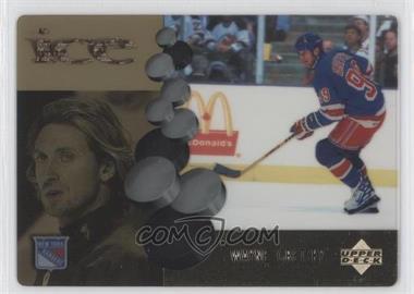 1998-99 Upper Deck McDonald's Ice #MCD1 - Wayne Gretzky