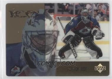 1998-99 Upper Deck McDonald's Ice #MCD15 - Patrick Roy