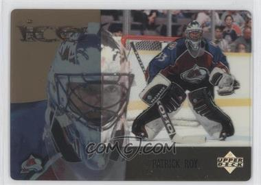 1998-99 Upper Deck McDonald's Ice #MCD15 - Patrick Roy
