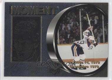 1998-99 Upper Deck McDonald's Wayne Gretzky Grand Moments #M1 - Wayne Gretzky