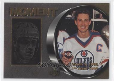 1998-99 Upper Deck McDonald's Wayne Gretzky Grand Moments #M6 - Wayne Gretzky