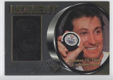 1998-99 Upper Deck McDonald's Wayne Gretzky Grand Moments #M7 - Wayne Gretzky