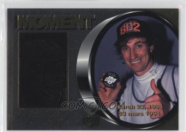 1998-99 Upper Deck McDonald's Wayne Gretzky Grand Moments #M8 - Wayne Gretzky
