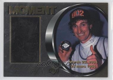 1998-99 Upper Deck McDonald's Wayne Gretzky Grand Moments #M8 - Wayne Gretzky