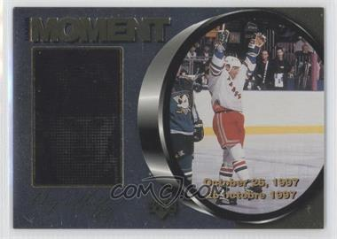 1998-99 Upper Deck McDonald's Wayne Gretzky Grand Moments #M9 - Wayne Gretzky
