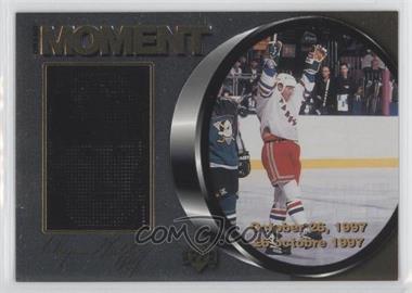 1998-99 Upper Deck McDonald's Wayne Gretzky Grand Moments #M9 - Wayne Gretzky