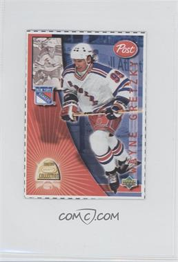 1998-99 Upper Deck Post Collection #G5 - Wayne Gretzky