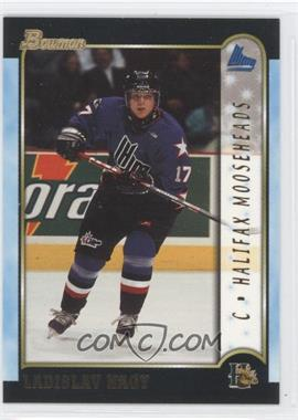 1999-00 Bowman CHL [???] #54 - Ladislav Nagy /99