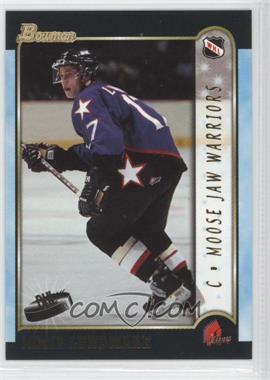 1999-00 Bowman CHL Gold #32 - Jamie Lundmark /99