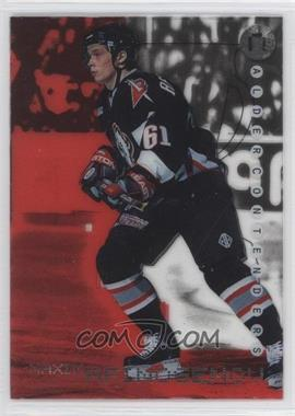 1999-00 In the Game Be A Player Millennium Signature Series Calder Contenders Ruby #C-24 - Maxim Afinogenov /1000