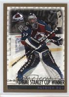 Patrick Roy (3-Time Stanley Cup Winner)