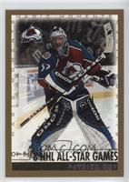 Patrick Roy (8 NHL All-Star Games)