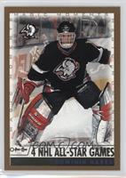 Dominik Hasek (4 NHL All-Star Games)