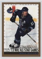 Mark Messier (13 NHL All-Star Games)