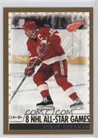 Steve Yzerman (8 NHL All-Star Games)