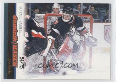 1999-00 Pacific - [Base] - Ice Blue #37 - Dominik Hasek /75