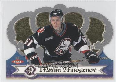 1999-00 Pacific Crown Royale #16 - Maxim Afinogenov
