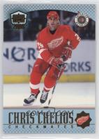 Chris Chelios, Steve Yzerman