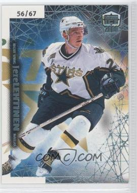 1999-00 Pacific Dynagon Ice Blue #67 - Jere Lehtinen /67