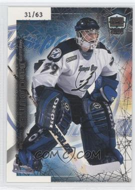 1999-00 Pacific Dynagon Ice Premiere Date #179 - Dan Cloutier /63