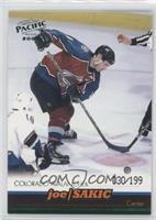 Joe Sakic /199