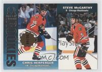 Chris Herperger, Steve McCarthy /68