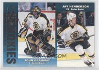 John Grahame, Jay Henderson