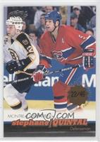 Stephane Quintal /46
