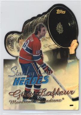 1999-00 Topps - Stanley Cup Heroes - Refractor #SC3 - Guy Lafleur