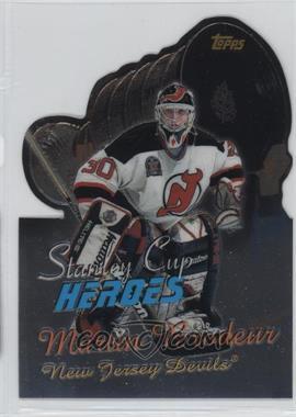 1999-00 Topps - Stanley Cup Heroes #SC14 - Martin Brodeur