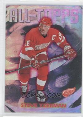 1999-00 Topps All-Topps #AT12 - Steve Yzerman