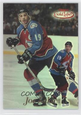 1999-00 Topps Gold Label Class 1 Red #35 - Joe Sakic /100