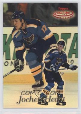 1999-00 Topps Gold Label Class 1 Red #99 - Jochen Hecht /100