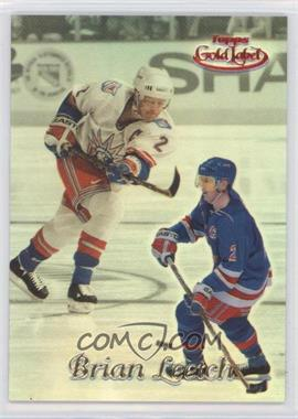1999-00 Topps Gold Label Class 2 Red #29 - Brian Leetch /50