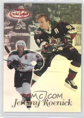 1999-00 Topps Gold Label Class 2 Red #43 - Jeremy Roenick /50