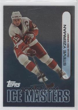 1999-00 Topps Ice Masters #IM15 - Steve Yzerman
