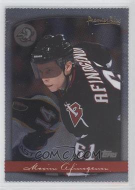 1999-00 Topps Premier Plus [???] #120 - Maxim Afinogenov /250